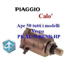 MOTORINO AVVIAMENTO PIAGGIO APE 50 FL3 EUROPA RIF  C179116