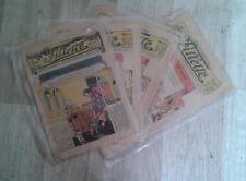 Lot de 4 Fillette. Revue. N° 1171, 1412, 1418 et 1420. 1930-1935.