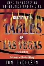 Burning the Tables in Las Vegas: Keys to Success in Blackjack and In Life, Ander