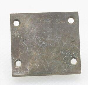 Vintage Eagle Tool Co. Inset Trunk Lock w/ NO Keys (INV I142)