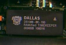 DALLAS DS1386-8K-150 DIP-32 Nonvolatile Static RAM with a