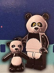 Lego 71004 The LEGO Movie Collectible Minifigure Panda Guy New