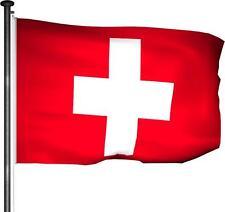 Fahne Schweiz - Hissfahne 150 x 100cm  Premium Qualität