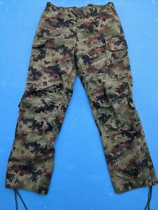 SERBIA Military M10 Camouflage Pants Trousers  size 174/50