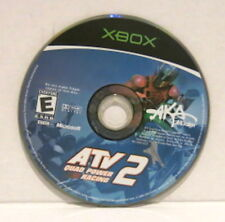 Xbox ATV: Quad Power Racing 2 (Microsoft, Xbox, 2003) Disc Only READ