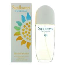 Elizabeth Arden Sunflowers Summer Air Eau de Toilette EDT 100ml Spray For Her
