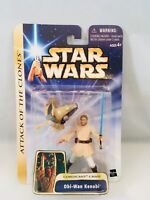 Star Wars Attack of the Clones Obi-Wan Kenobi Coruscant Chase