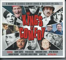 Kings Of Comedy - 3 Hours of Classic Comedy Songs & Sketches (3CD) NEW/SEALED
