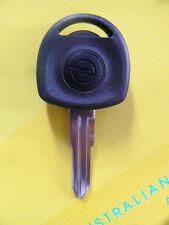 Honden Astra Combo Barina Transponder car key blank with chip