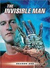 THE INVISIBLE MAN  The Complete First Season  5 DISCS - IN SHRINK WRAP CULT