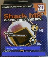 NEW GAME BOY SHARK MX GAMESHARK E-MAIL FOR GAMEBOY COLOR POCKET