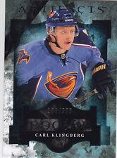 2011-12 UD ARTIFACTS CARL KLINGBERG RC /999 #200 11-12