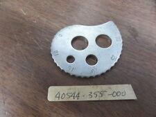 NOS Honda Drive Chain Left Adjuster 1973 1974 1975 1976 TL125 40544-355-000