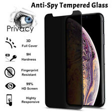ANTI SPY TEMPERED GLASS Privacy Screen Protection Shield For iPHONE 12 Pro Max