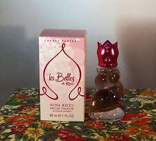 Les Belles de Ricci Cherry Fantasy EDT Spray 1.0 Oz. NIB