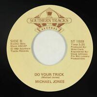 """atlanta modern soul funk boogie 7"""" MICHAEL JONES I Knew You When ♫ Mp3 Southern"""