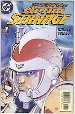 fumetto DC THE OF ADAM STRANGE AMERICANO NUMERO 1