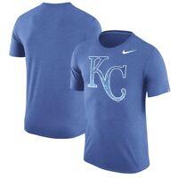 Kansas City Royals Nike Men's TRI-BLEND Heathered T-Shirt - Size XL & Large  NWT