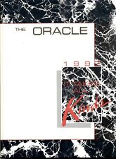 Oracle 1992 (vol. 56) -- Delphi Community High School, Delphi, IN -- yearbook