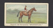 BOGUSLAVSKY - WINNERS ON THE TURF (NO SERIFS) - #10 BROWNHYLDA