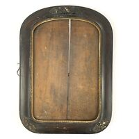 """Antique Wood Gesso Gold Gilt Frame for Art Painting Portrait Rounded Corners 22"""""""