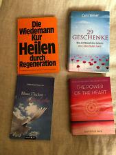 4 Sachbücher Heilung