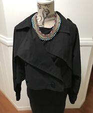 SHAKUHACHI Women's Black JACKET Size AUS 8 Excellent Condition