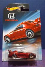 2018 Hot Wheels HONDA 70th Anniversary HONDA S2000 Sports Car in Red No. 7 of 8