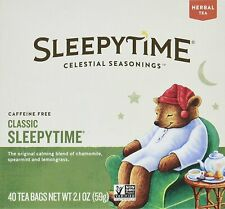 Sleepytime Tea, Celestial Seasonings, 40 1 Box