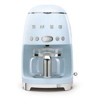 New 2 Year Warranty Smeg CGF01WHUK 50/'s Style Retro White Coffee Grinder