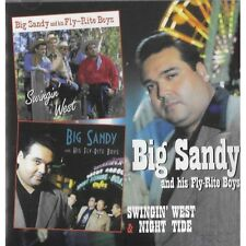 Big Sandy and his Fly-Rite Boys 2 CD set - Swingin' West & Night Tide - NEW NEUF
