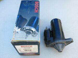 BOSCH Starter Motor Remanufactured fits 88 AMC, 88-98 Jeep (SR604X)