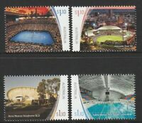 Australia 2020 : Sports Stadiums 11, Design Set. Mint Never Hinged