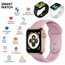 Reloj Inteligente Hombre Mujer Compatible Samsung & Iphone Bluetooth Smart Watch