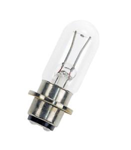 Philips Lamp 13347C 6V 15W PX22D/BA15D Ringsockel 6-Volt 15-Watt Microscope