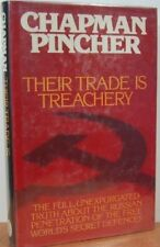 Their Trade is Treachery-Chapman Pincher, 0283987812