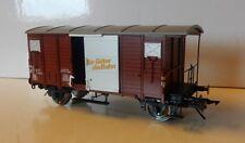 MTH  SBB-CFF gedeckter Güterwagen braun Spur 0 2-Leiter