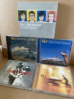 Blur Cd Bundle Great Escape Modern Life Think Tank Best Of
