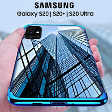 COVER per Samsung Galaxy S20 / Plus / Ultra CUSTODIA + PELLICOLA VETRO TEMPERATO