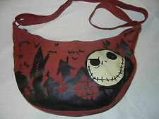 Tim Burton's The Nightmare Before Christmas Shoulder Bag OFFICIAL bats