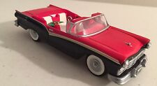 1957 Ford Fairlane 500 Hallmark Ornament QX2367 Classic American Cars Series