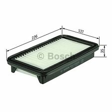 BOSCH Air Filter F026400201 - Single