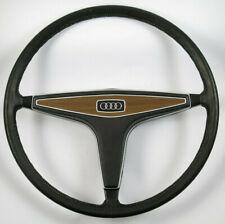 original Audi 100 C1 Limousine Lederlenkrad Lenkrad Leder