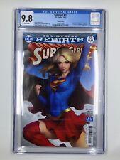 DC's Supergirl #12 Stanley 'Artgerm' Lau Cover CGC 9.8