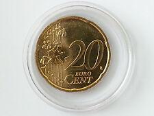 20 cent Fehlprägung F 2007  Wrong map !! 200 000 falsch geprägt Europakarte !!