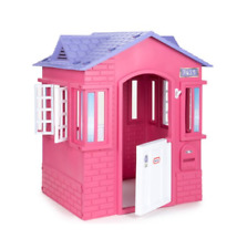 Little Tikes 485145M Princess Cottage Playhouse - Pink