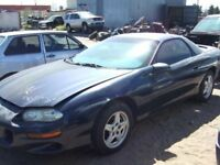 Chassis ECM Body Control BCM Fits 96-02 CAMARO 65712