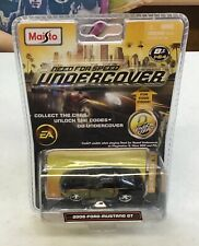 NEED FOR SPEED UNDERCOVER 2006 FORD MUSTANG GT 1:64 SCALE DIECAST SERIES 9.1
