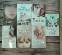 7 x Real Life True Stories Various Authors Paperback Books - (Bundle Job Lot)