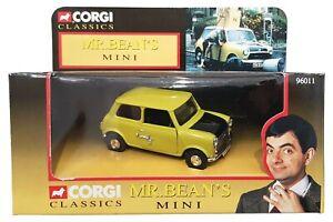 Corgi Classics 96011 Mr Bean's Mini (1994 Edition) - MIB